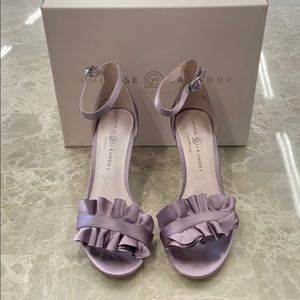 New/dis | CHINESE LAUNDRY | lavender heels
